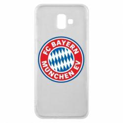 Чохол для Samsung J6 Plus 2018 FC Bayern Munchen