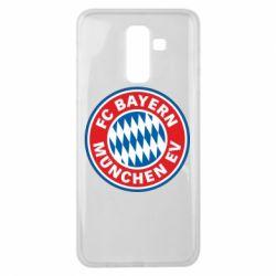 Чохол для Samsung J8 2018 FC Bayern Munchen
