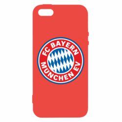 Чохол для iphone 5/5S/SE FC Bayern Munchen