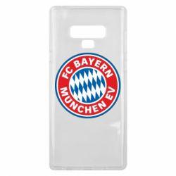 Чохол для Samsung Note 9 FC Bayern Munchen