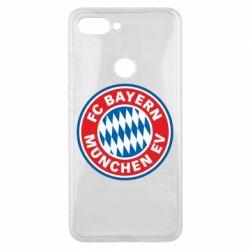 Чохол для Xiaomi Mi8 Lite FC Bayern Munchen