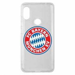 Чохол для Xiaomi Redmi Note Pro 6 FC Bayern Munchen