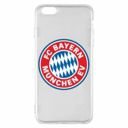 Чохол для iPhone 6 Plus/6S Plus FC Bayern Munchen
