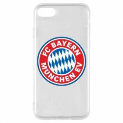Чохол для iPhone 7 FC Bayern Munchen
