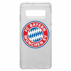Чохол для Samsung S10+ FC Bayern Munchen