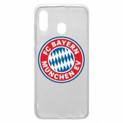 Чохол для Samsung A20 FC Bayern Munchen
