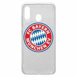 Чохол для Samsung A30 FC Bayern Munchen