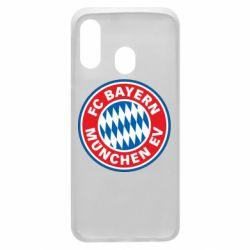 Чохол для Samsung A40 FC Bayern Munchen