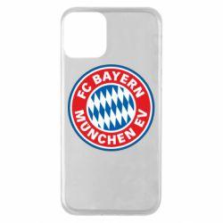 Чохол для iPhone 11 FC Bayern Munchen