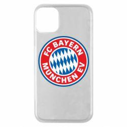 Чохол для iPhone 11 Pro FC Bayern Munchen