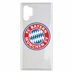 Чохол для Samsung Note 10 Plus FC Bayern Munchen