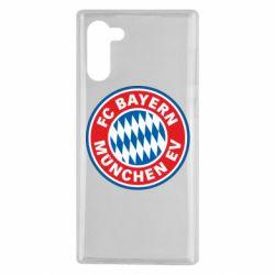 Чохол для Samsung Note 10 FC Bayern Munchen