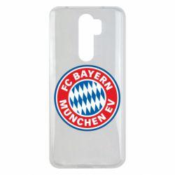 Чохол для Xiaomi Redmi Note 8 Pro FC Bayern Munchen