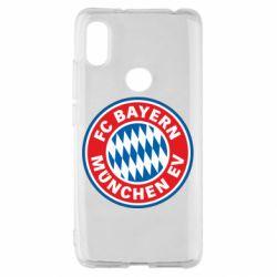 Чохол для Xiaomi Redmi S2 FC Bayern Munchen