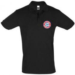 Футболка Поло FC Bayern Munchen - FatLine