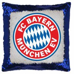Подушка-хамелеон FC Bayern Munchen