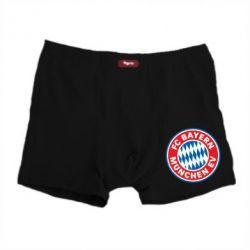 Мужские трусы FC Bayern Munchen - FatLine