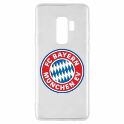 Чохол для Samsung S9+ FC Bayern Munchen
