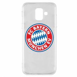 Чохол для Samsung A6 2018 FC Bayern Munchen