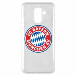 Чохол для Samsung A6+ 2018 FC Bayern Munchen