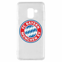 Чохол для Samsung A8 2018 FC Bayern Munchen