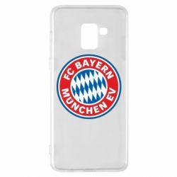 Чохол для Samsung A8+ 2018 FC Bayern Munchen