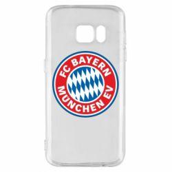 Чохол для Samsung S7 FC Bayern Munchen
