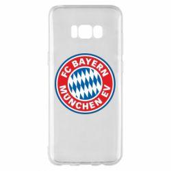 Чохол для Samsung S8+ FC Bayern Munchen