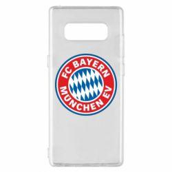 Чохол для Samsung Note 8 FC Bayern Munchen