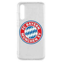 Купить Бавария (FC Bayern Munchen), Чехол для Huawei P20 Pro FC Bayern Munchen, FatLine
