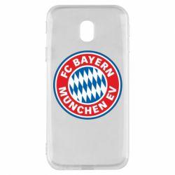 Чохол для Samsung J3 2017 FC Bayern Munchen