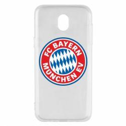 Чохол для Samsung J5 2017 FC Bayern Munchen