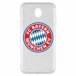 Чохол для Samsung J7 2017 FC Bayern Munchen