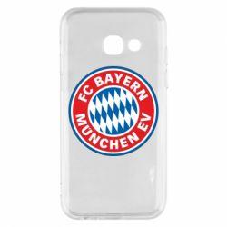 Чохол для Samsung A3 2017 FC Bayern Munchen