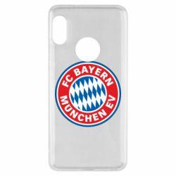 Чохол для Xiaomi Redmi Note 5 FC Bayern Munchen