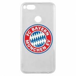 Чохол для Xiaomi Mi A1 FC Bayern Munchen