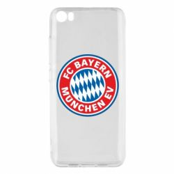 Чохол для Xiaomi Mi5/Mi5 Pro FC Bayern Munchen
