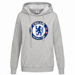 Женская толстовка FC Chelsea - FatLine