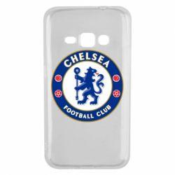 Чехол для Samsung J1 2016 FC Chelsea