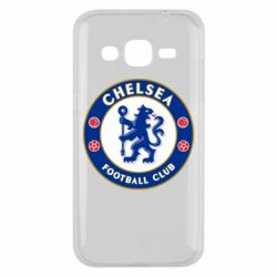 Чехол для Samsung J2 2015 FC Chelsea
