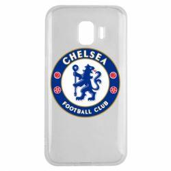 Чехол для Samsung J2 2018 FC Chelsea
