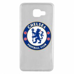 Чехол для Samsung A7 2016 FC Chelsea