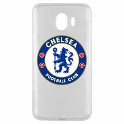 Чехол для Samsung J4 FC Chelsea