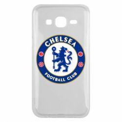 Чехол для Samsung J5 2015 FC Chelsea
