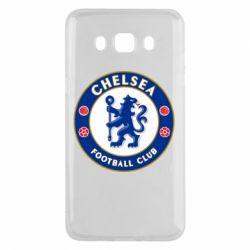 Чехол для Samsung J5 2016 FC Chelsea