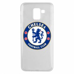 Чехол для Samsung J6 FC Chelsea