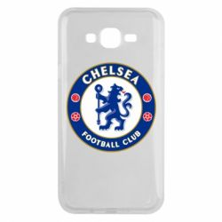 Чехол для Samsung J7 2015 FC Chelsea