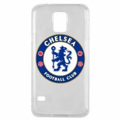 Чехол для Samsung S5 FC Chelsea