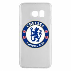 Чехол для Samsung S6 EDGE FC Chelsea