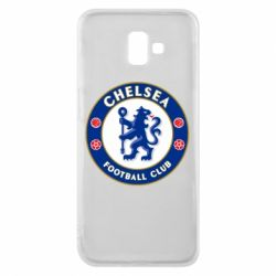 Чехол для Samsung J6 Plus 2018 FC Chelsea